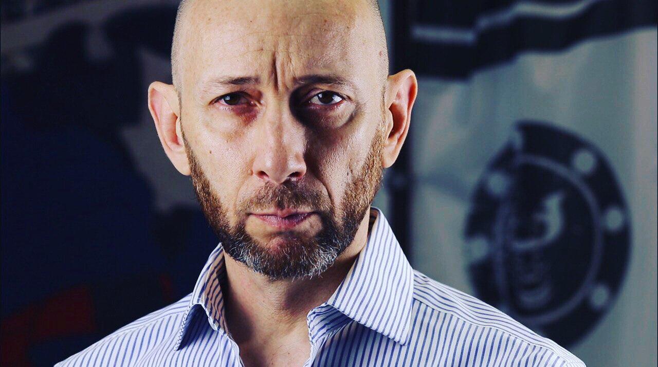 Manrico Erriu, autore del corso online Close Protection Operations