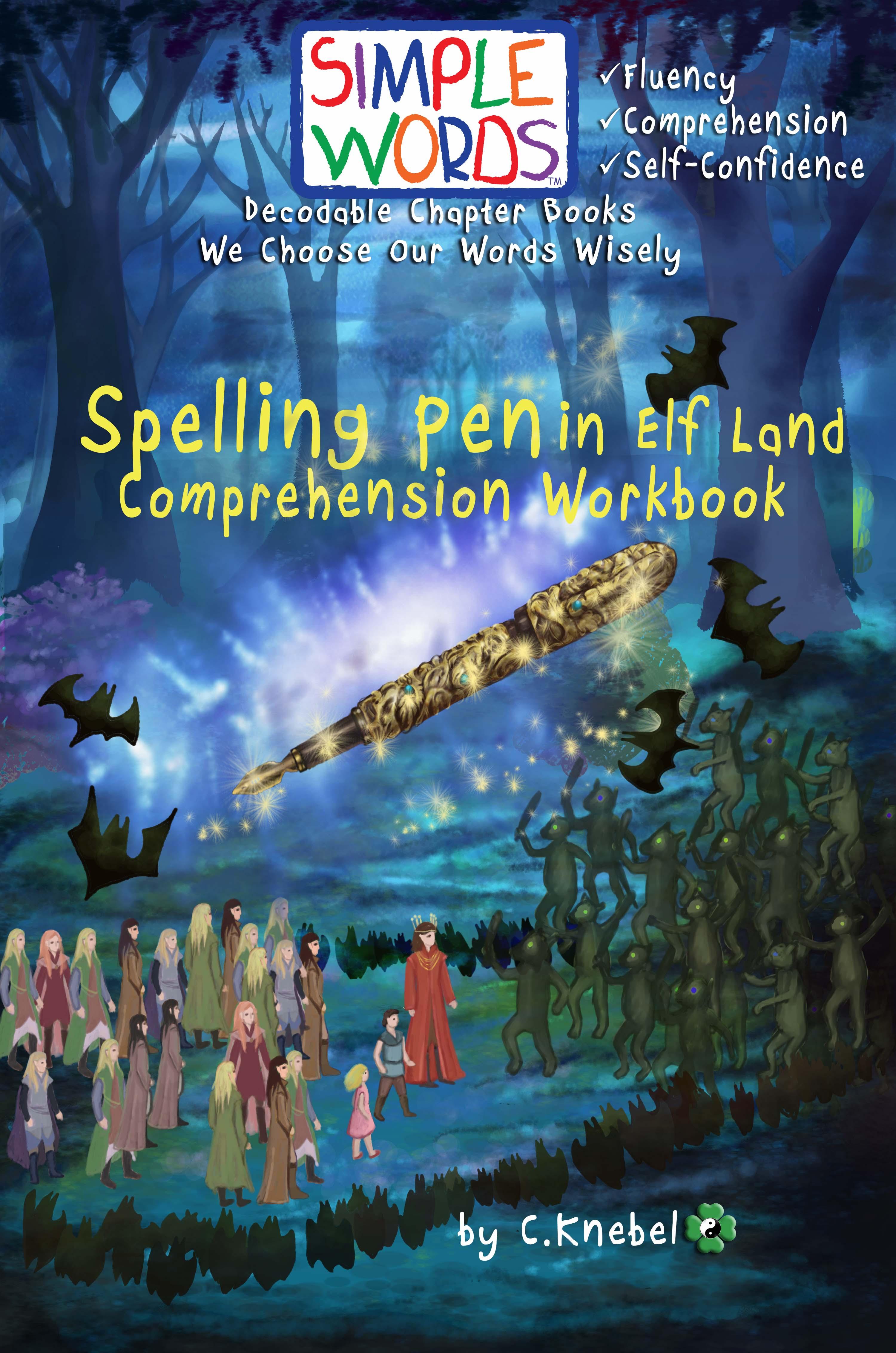 Comprehension Workbook Cover