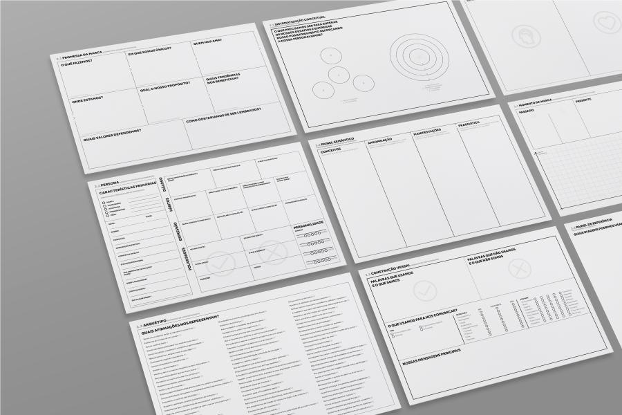 metodologia canvas aplicada ao design de marcas