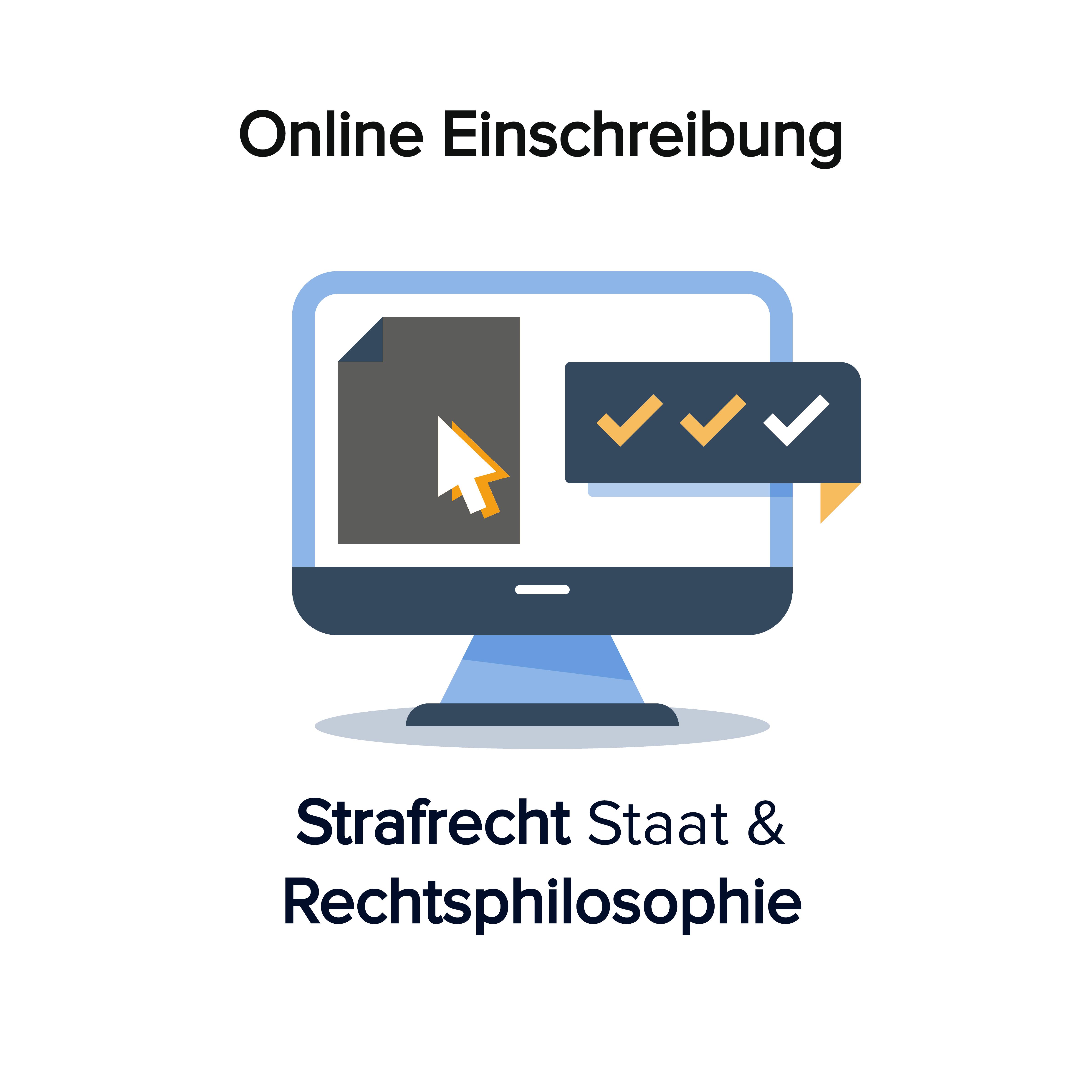 Online Kurs Einschreiben Rechtsphilosophie Determinismus