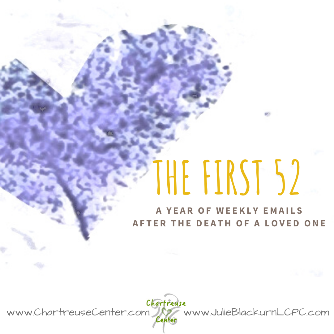 Weekly Emails for a Year of Grief