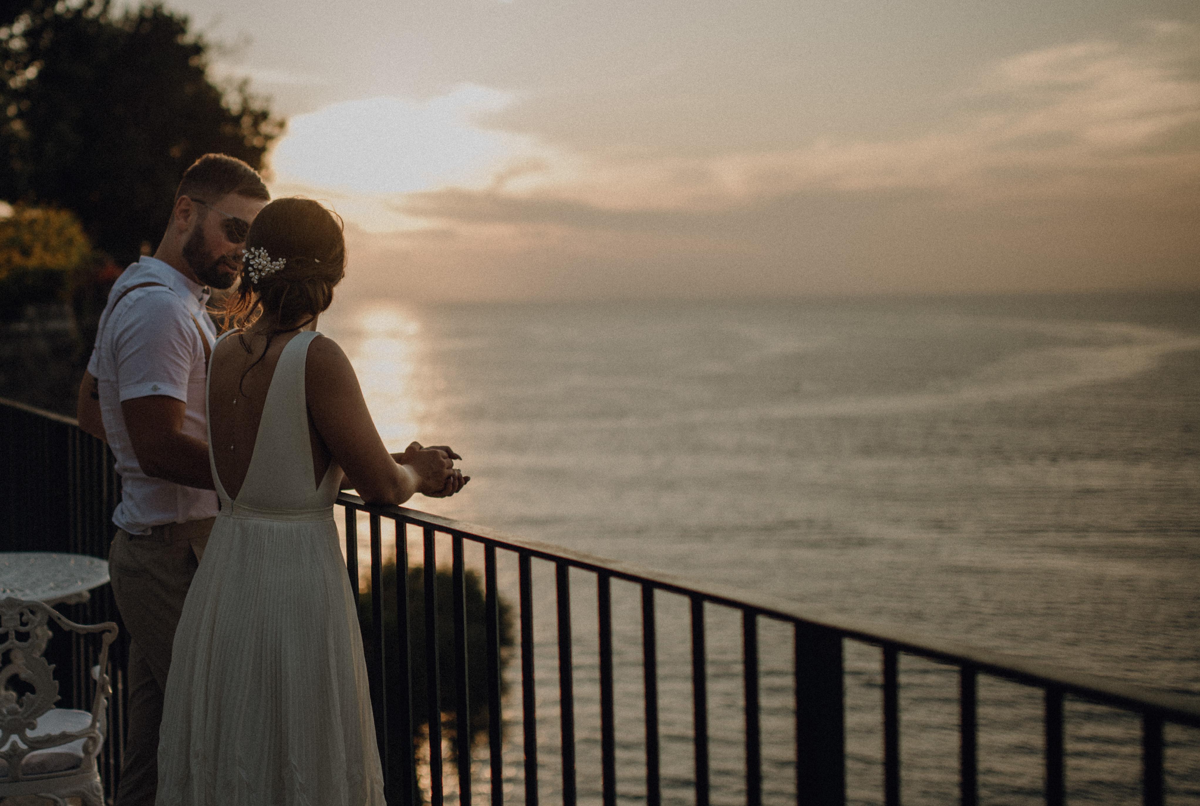 Wedding at Duncumbe Park