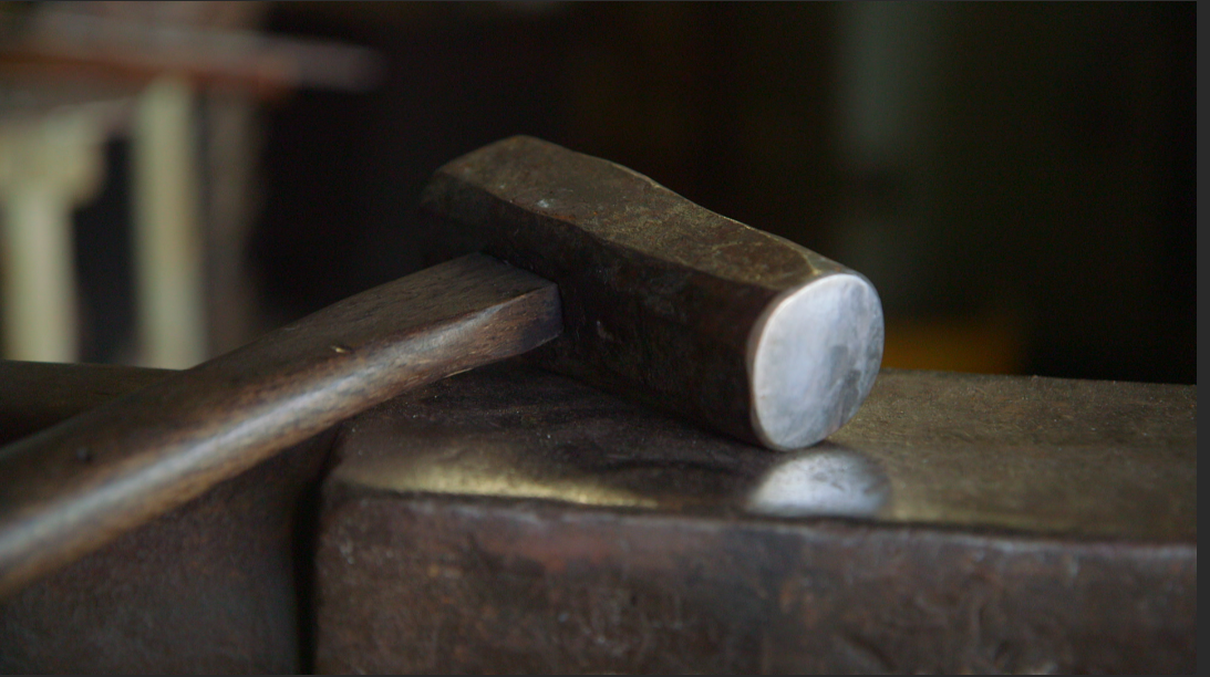 Knife forge forging course online