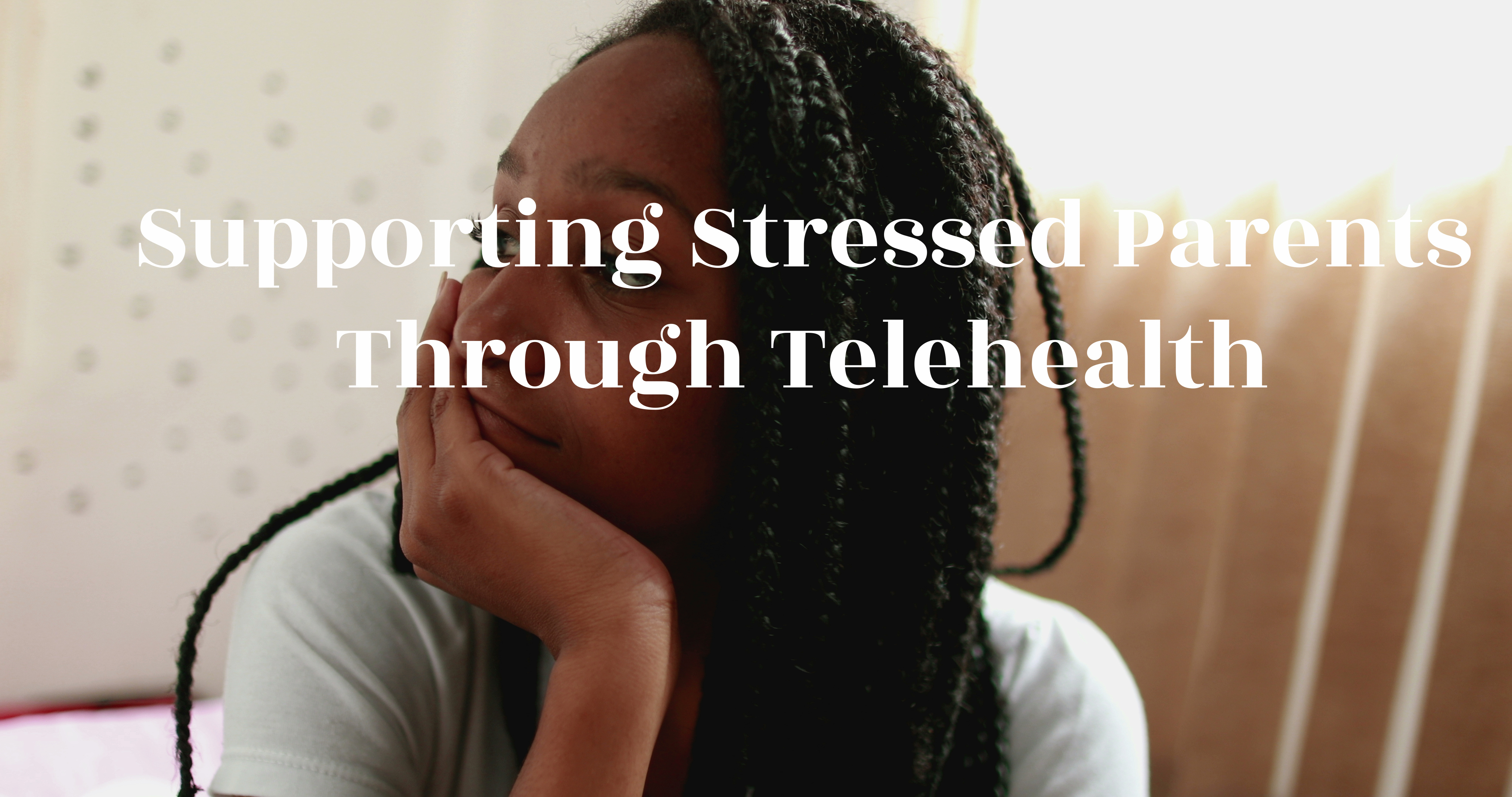 stressed parents therapy