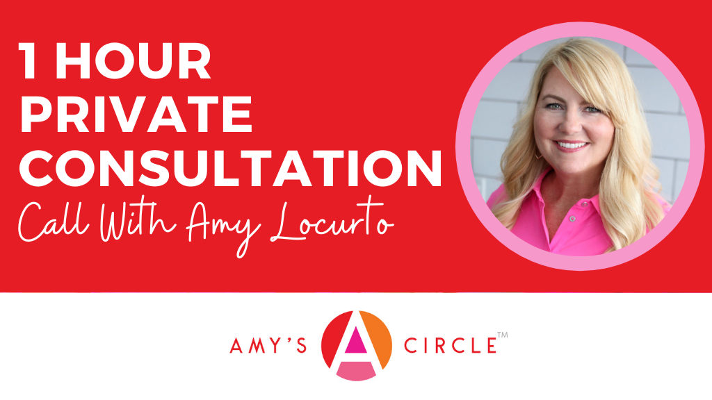 Amy Locurto Pinterest and Blogging Consulting