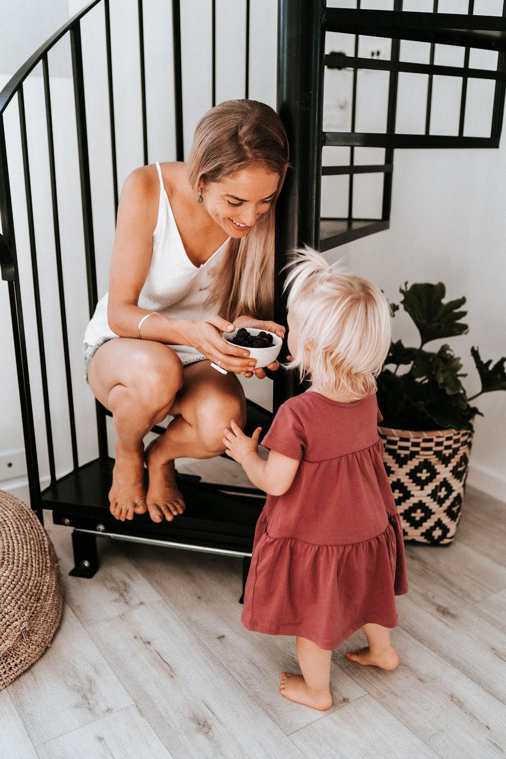 Amy Innes_Motherhood