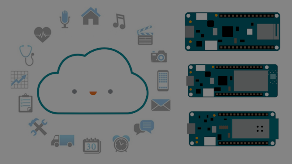 Building Internet of Things Projects with Arduino IOT Cloud