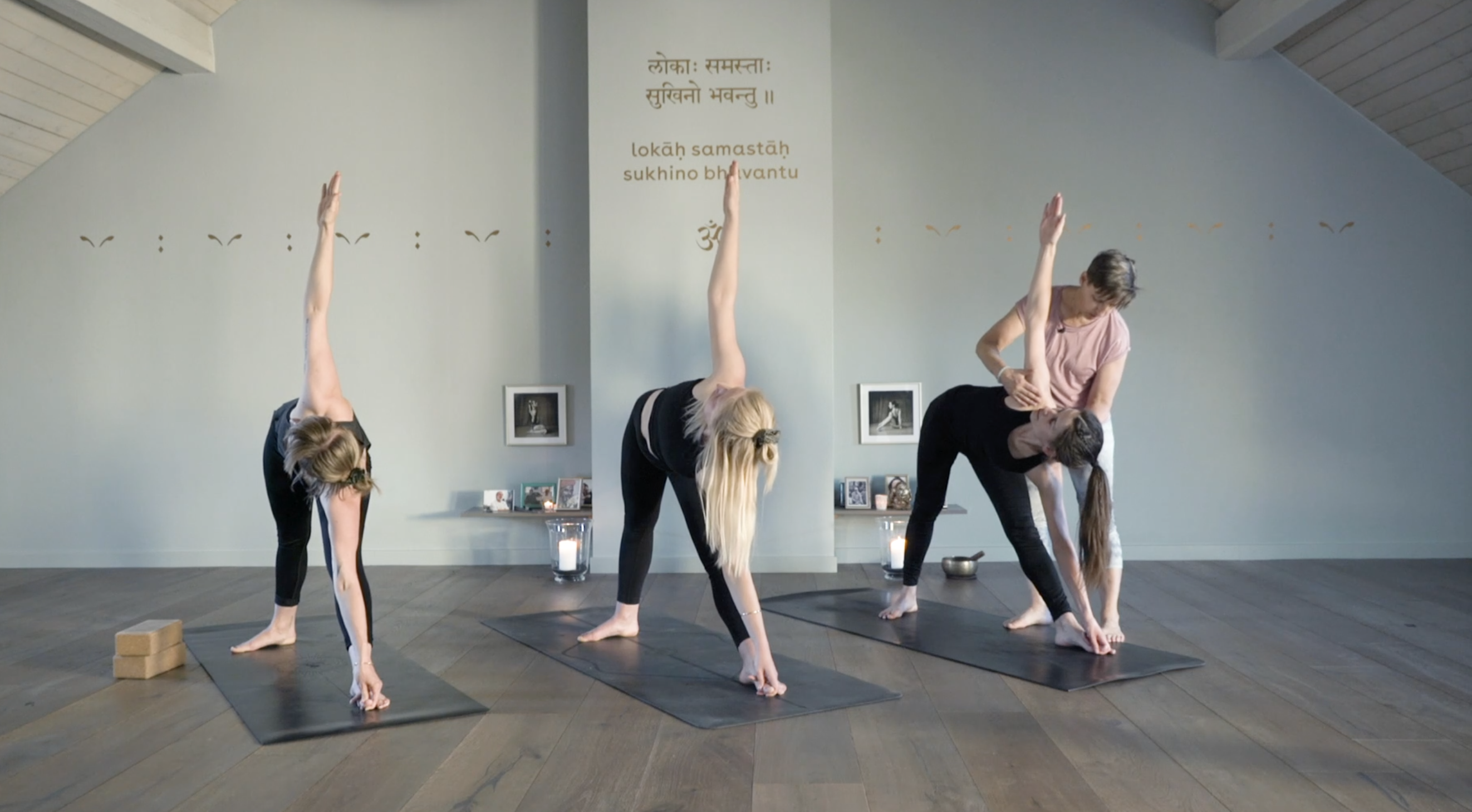 Ashtanga Introduction Class