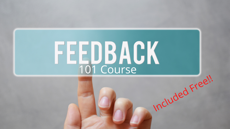 feedback 101 course