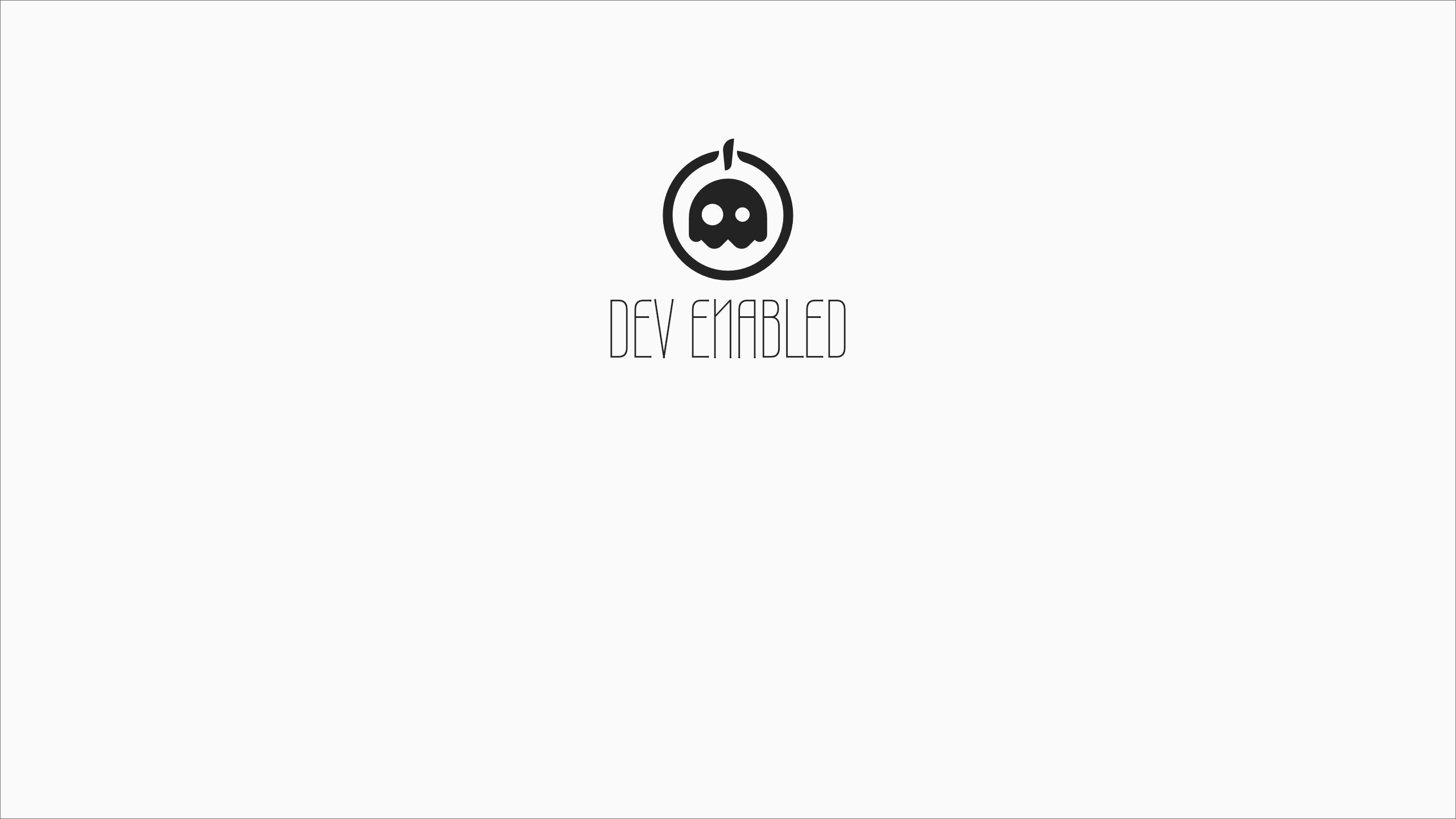 Dev Enabled
