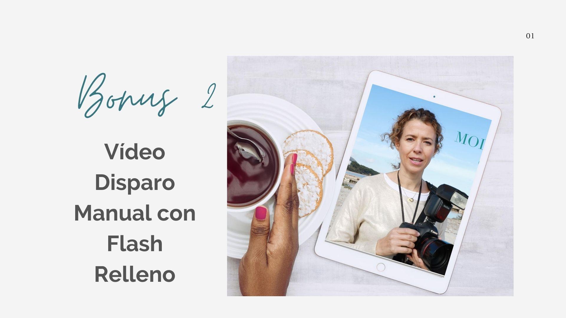 Aprende Fotografía online