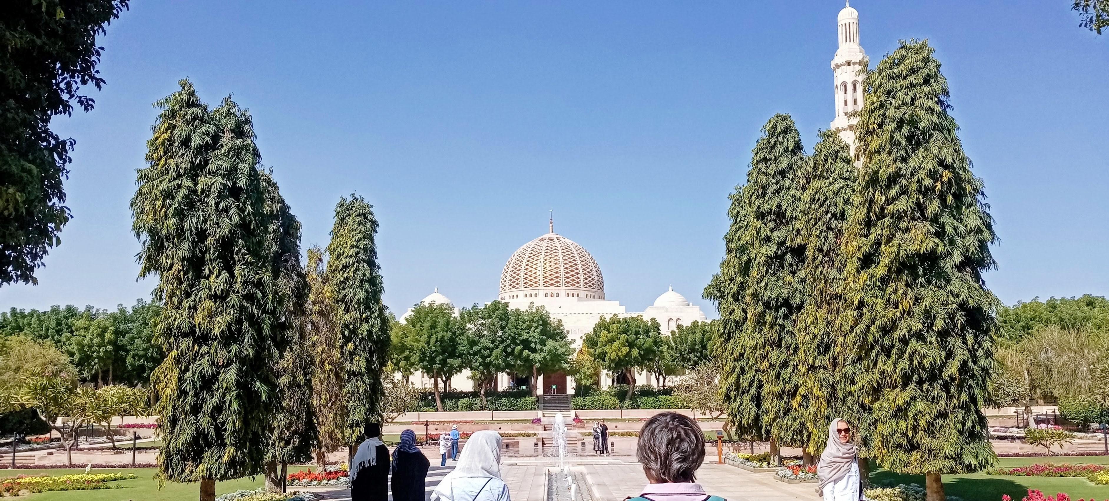 Oman Temple