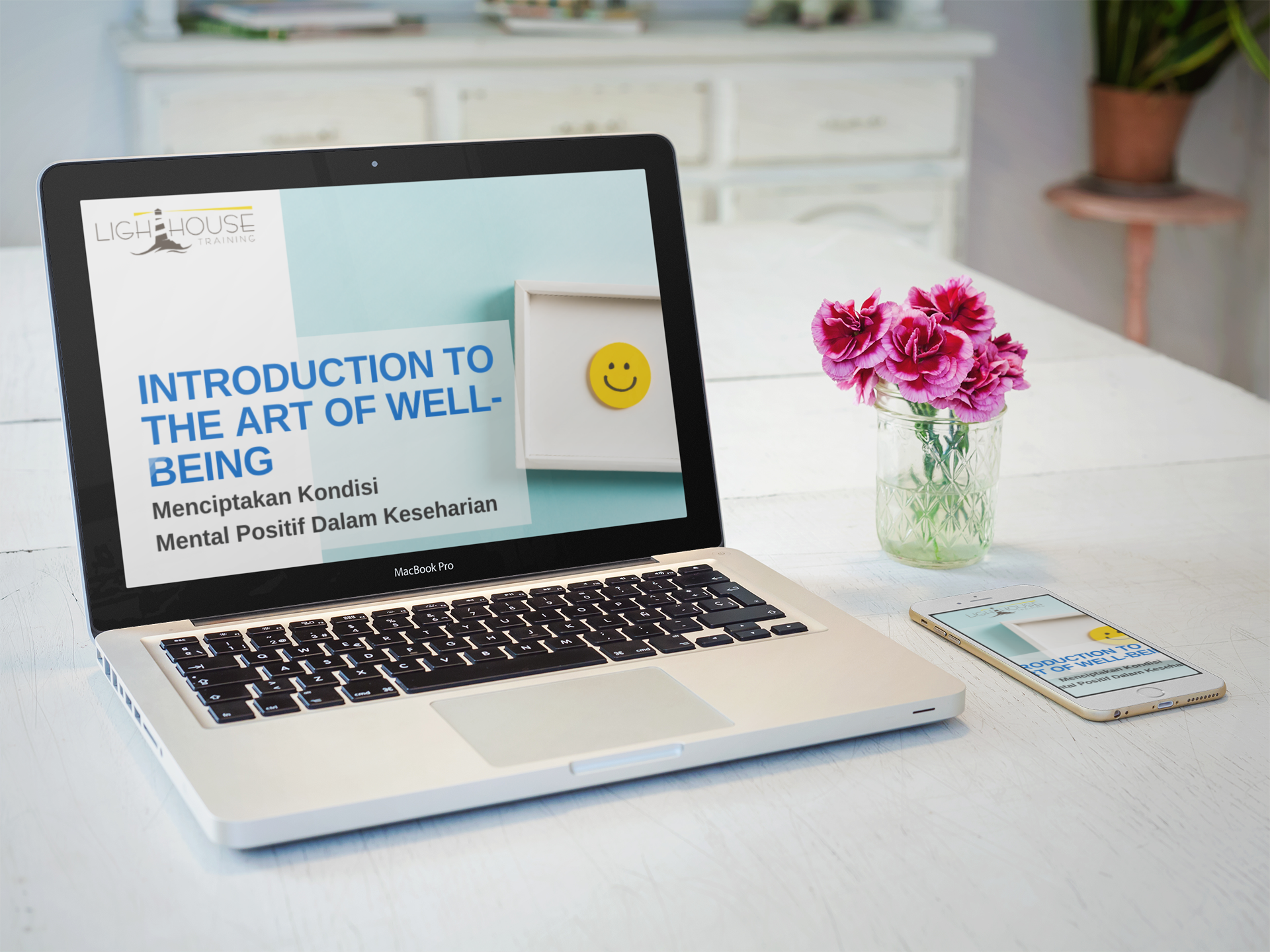 the art of well being online course