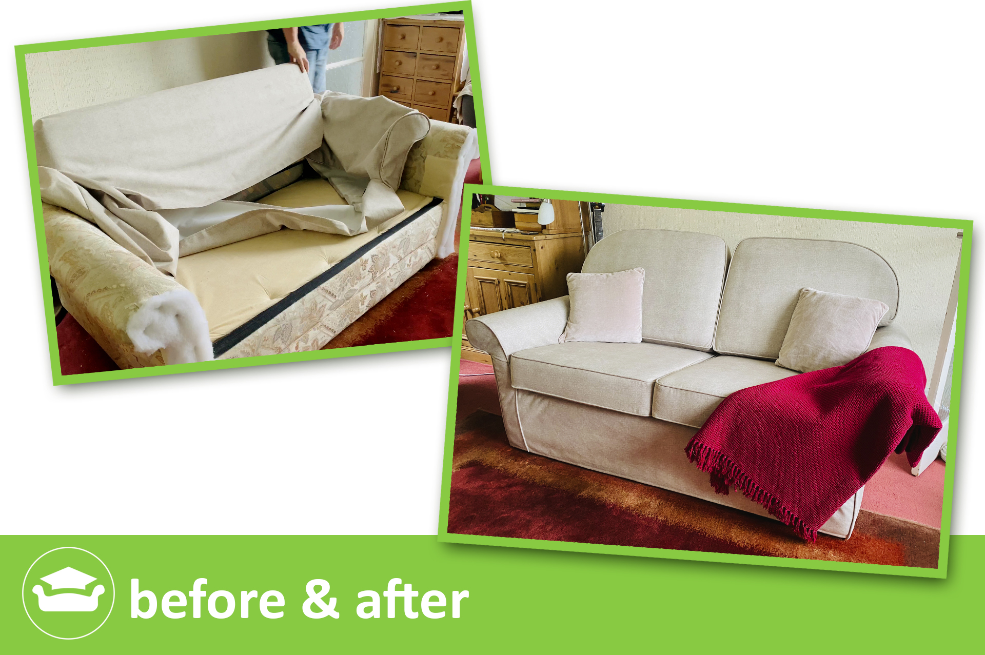 learn to make slipcovers online for bed sofa