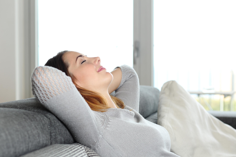Mit der Klopfakupressur Hochsensibilität entspannt genießen
