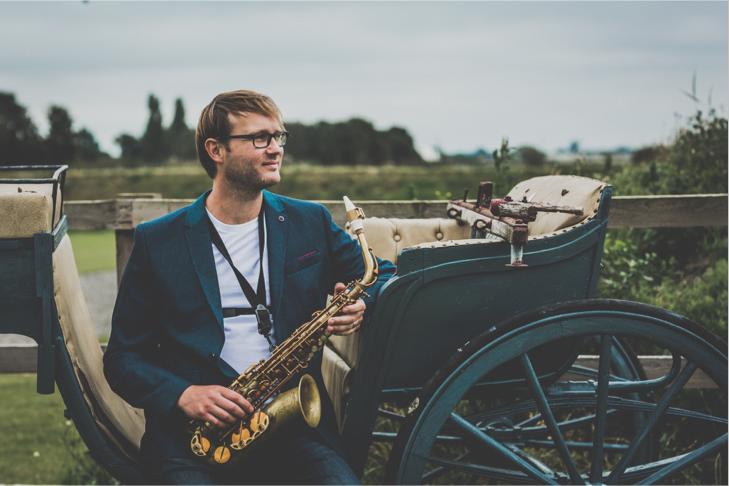 Saxophone Instrumental