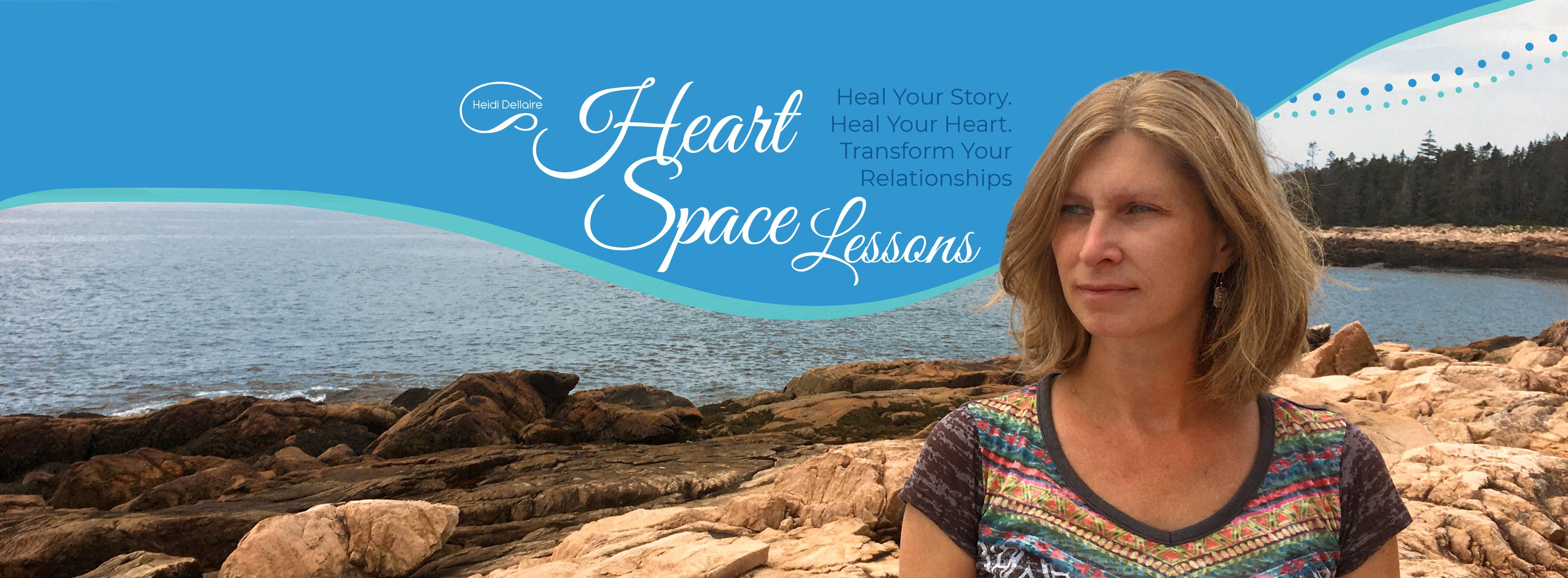 Heidi Dellaire - Heart Space Coach