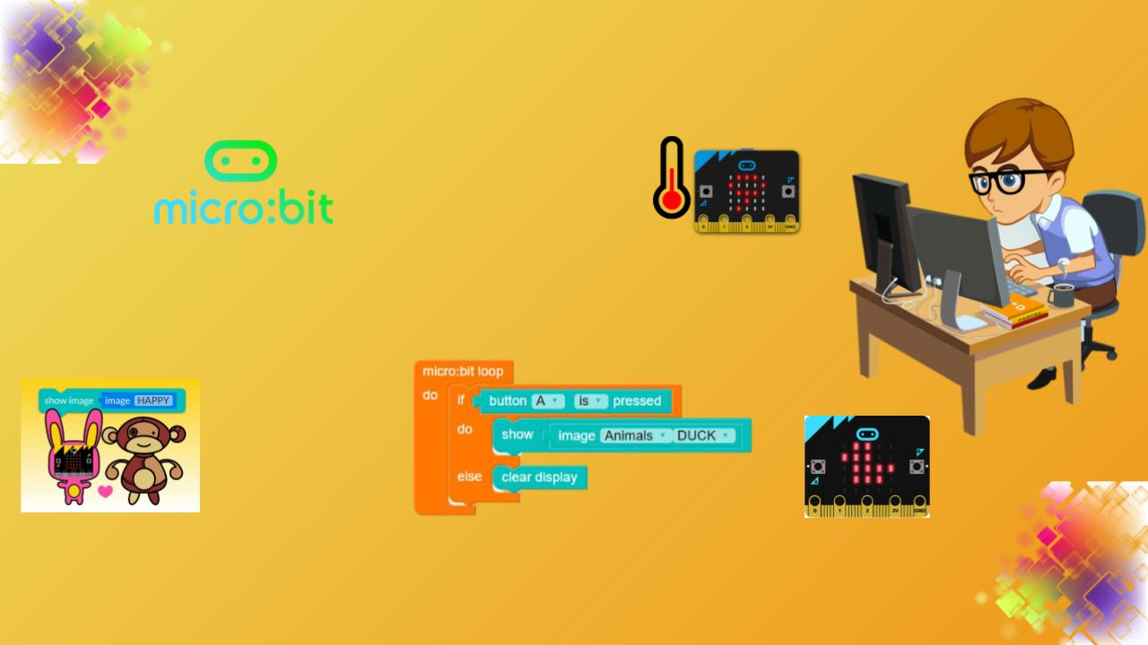 Microbit with Blockly for Kids