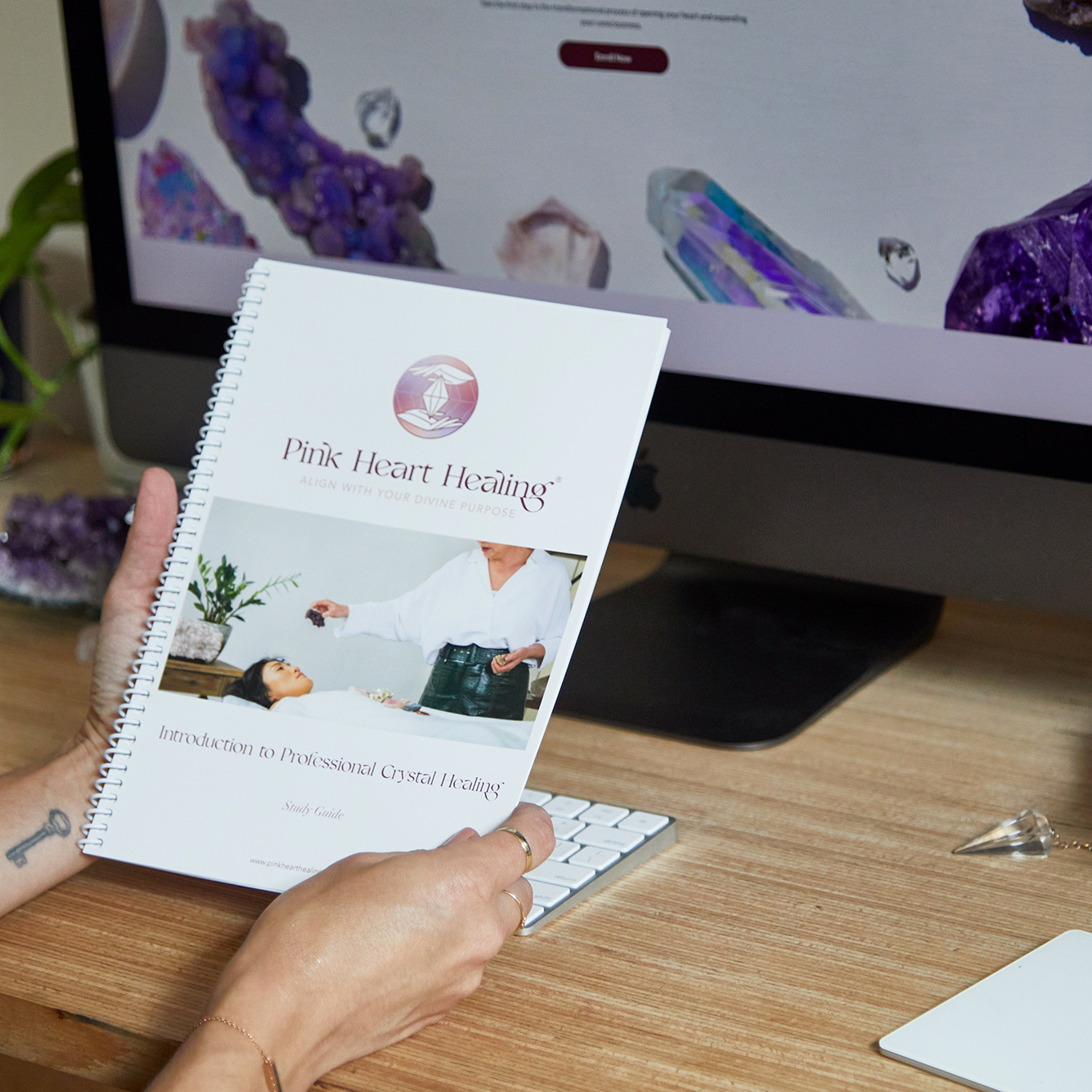 Introduction to Professional Crystal Healing Bundle