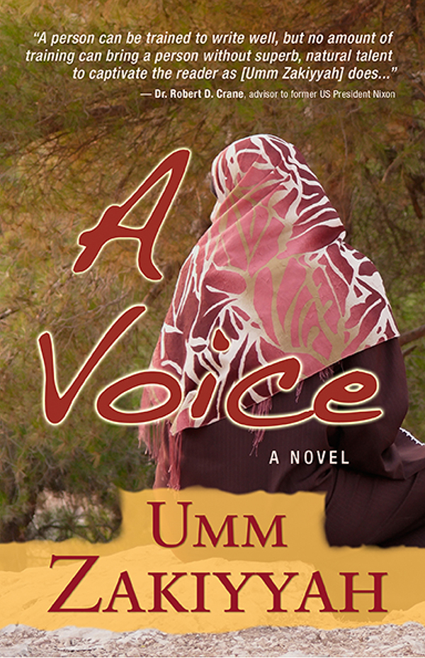 A Voice front cover