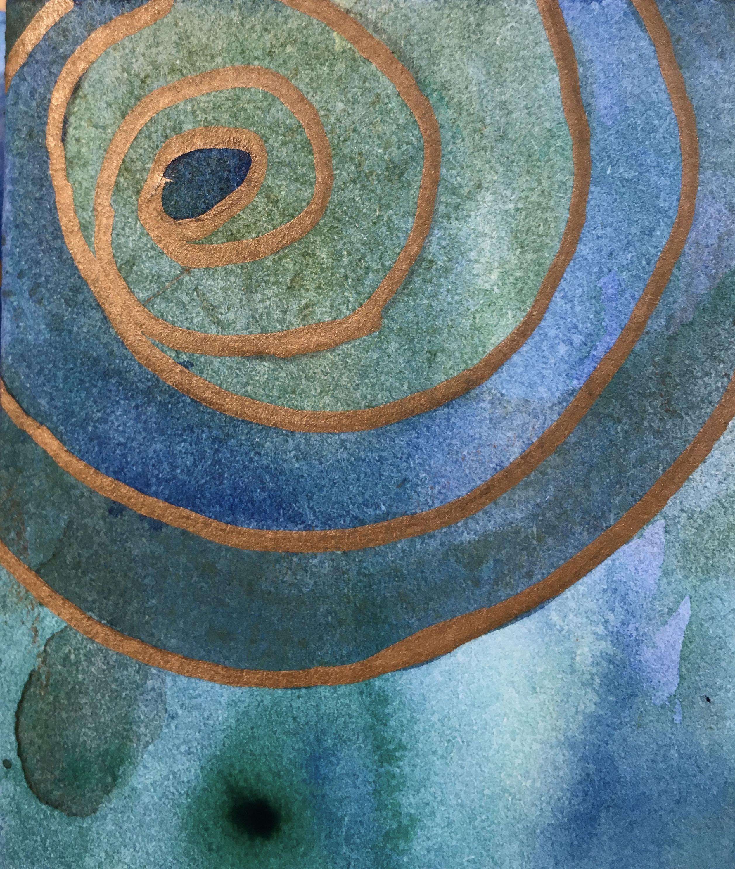 Spiral Page