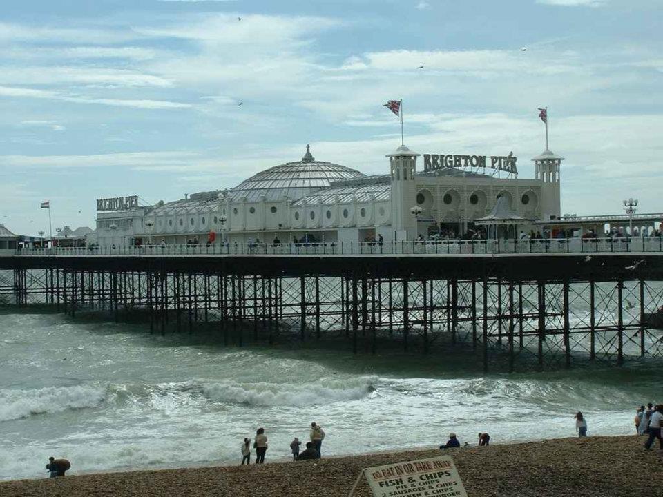 British Native Speaker Brighton Pier
