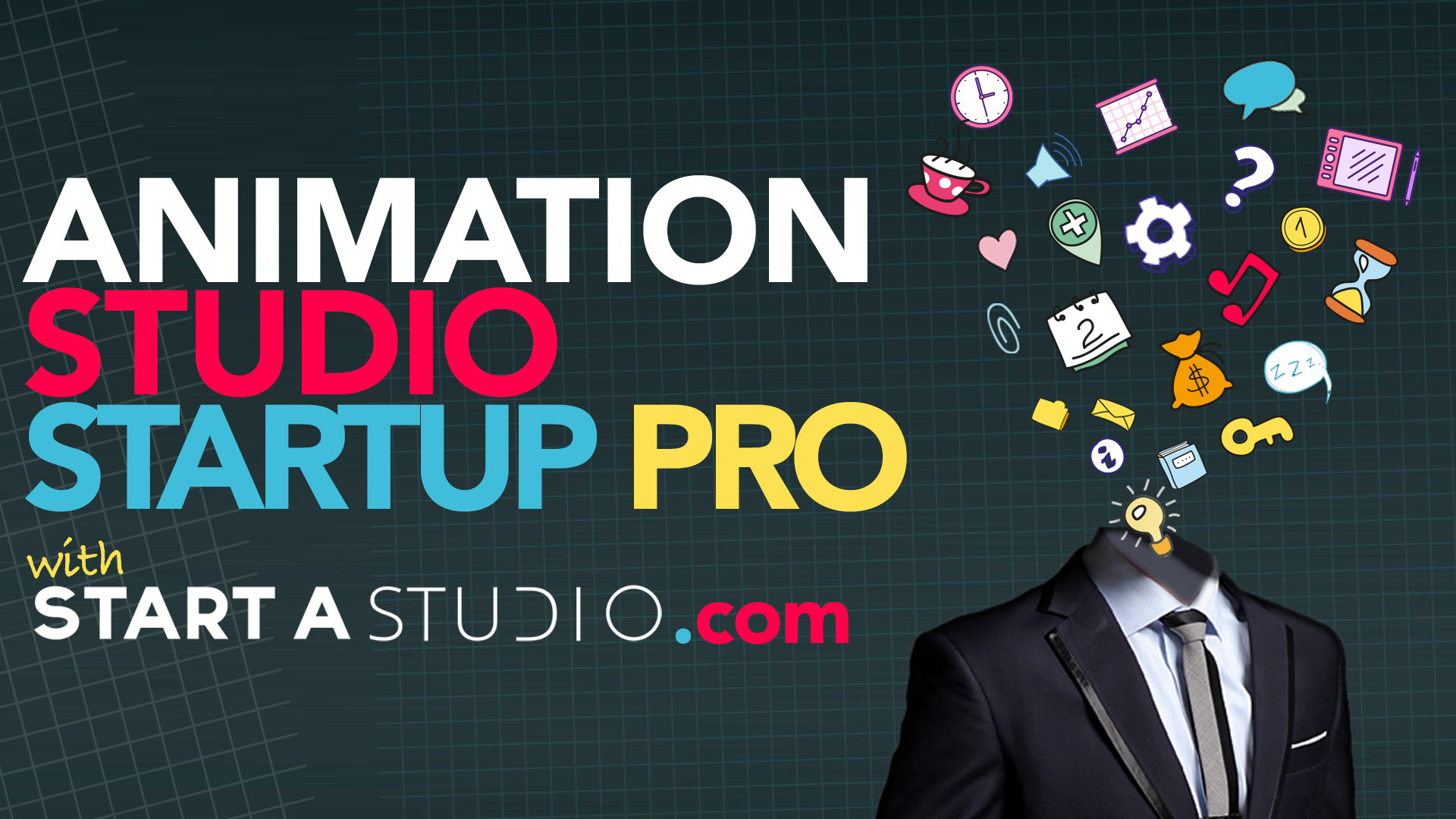 Startup Animation studio course