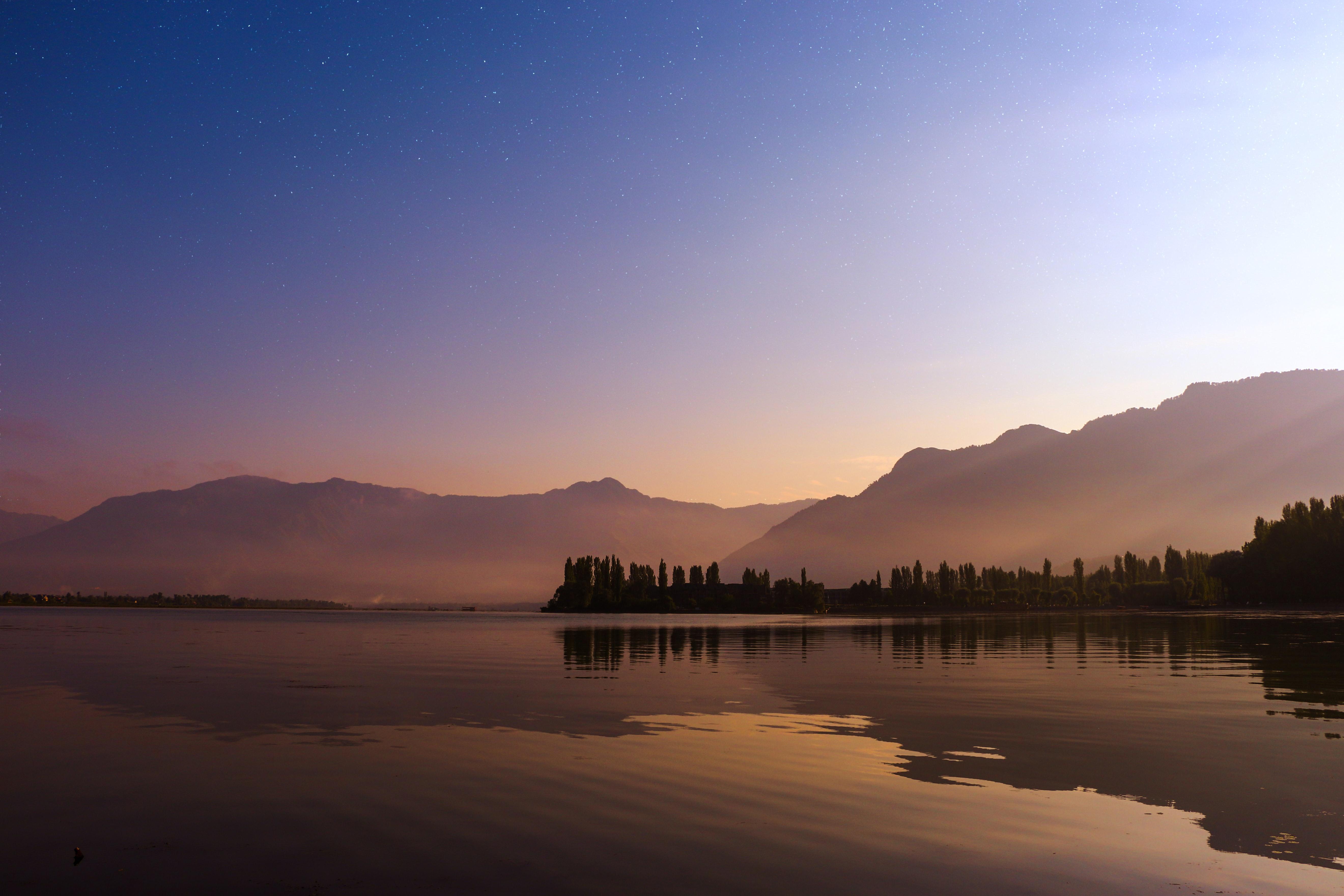 Smukt landskab