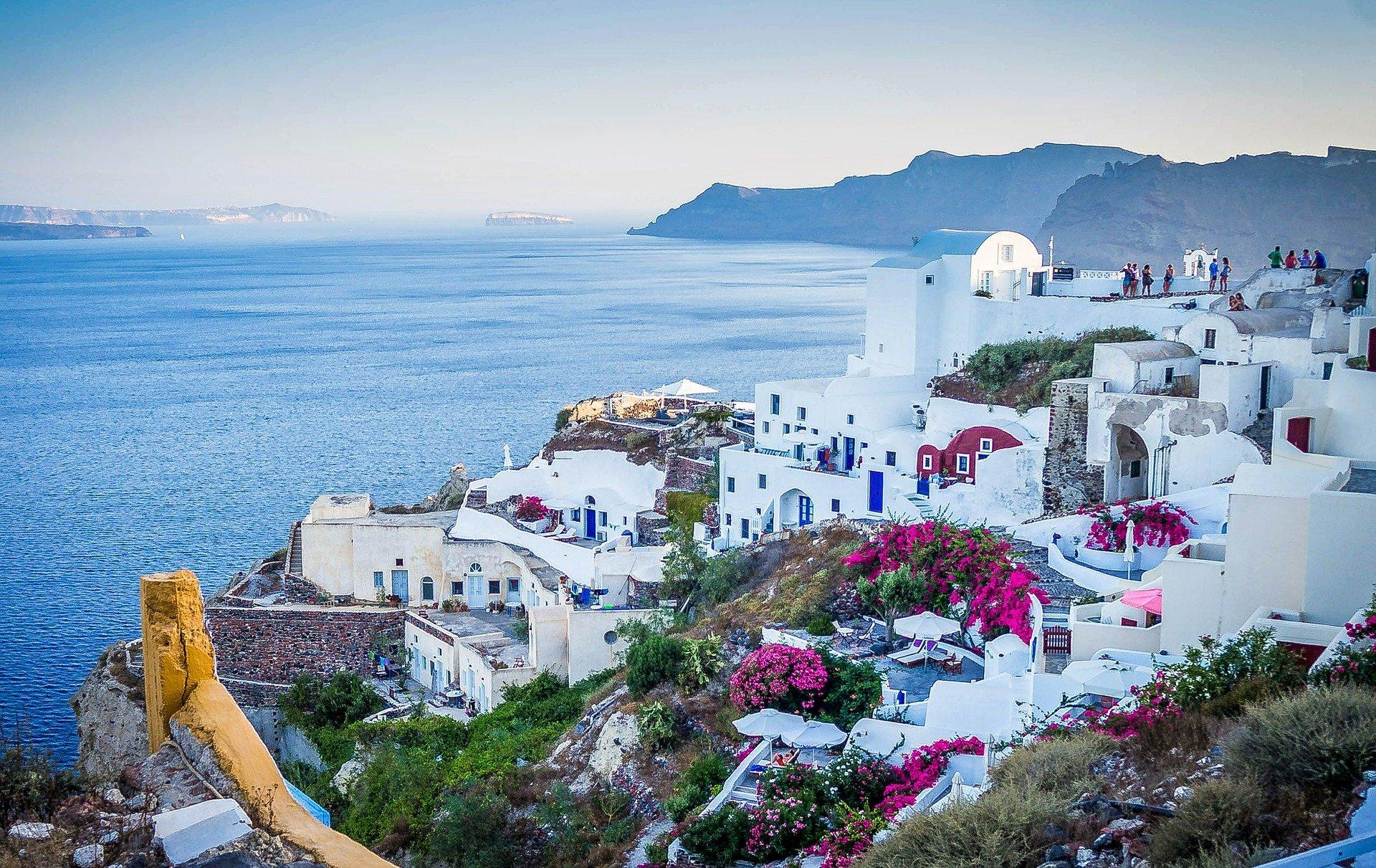 Greece Flower Class