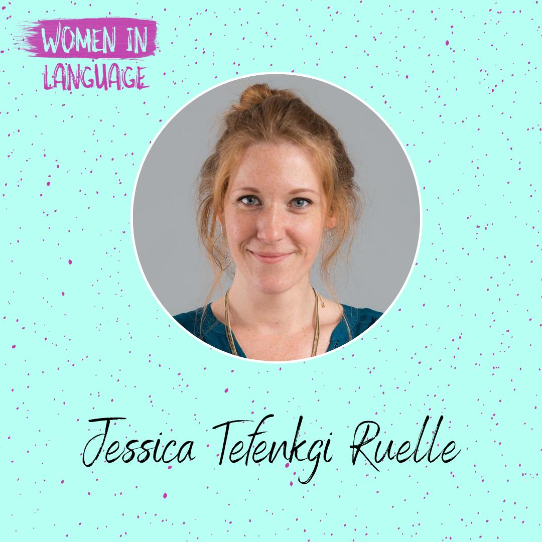 Jessica Tefenkgi Ruelle