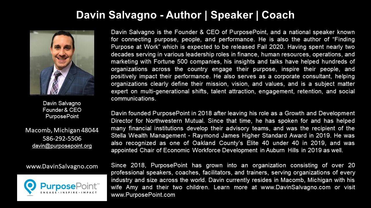 Davin Salvagno