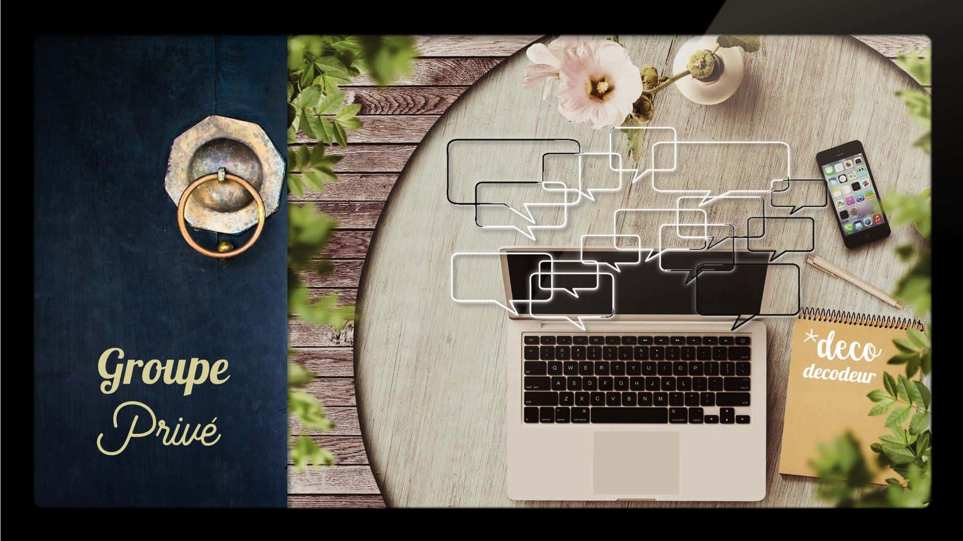 Formation en ligne à domicile escale design et deco décoration intérieur maison décoratrice mes secrets déco conseils