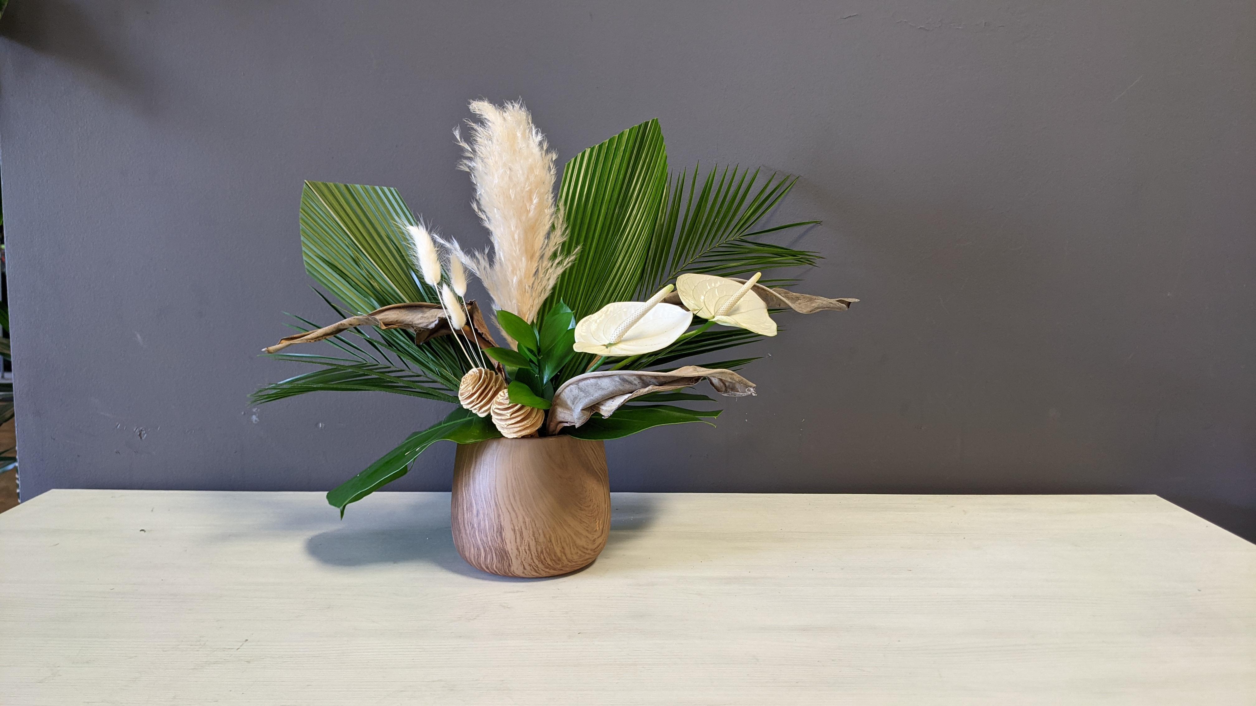 Tropical Vase