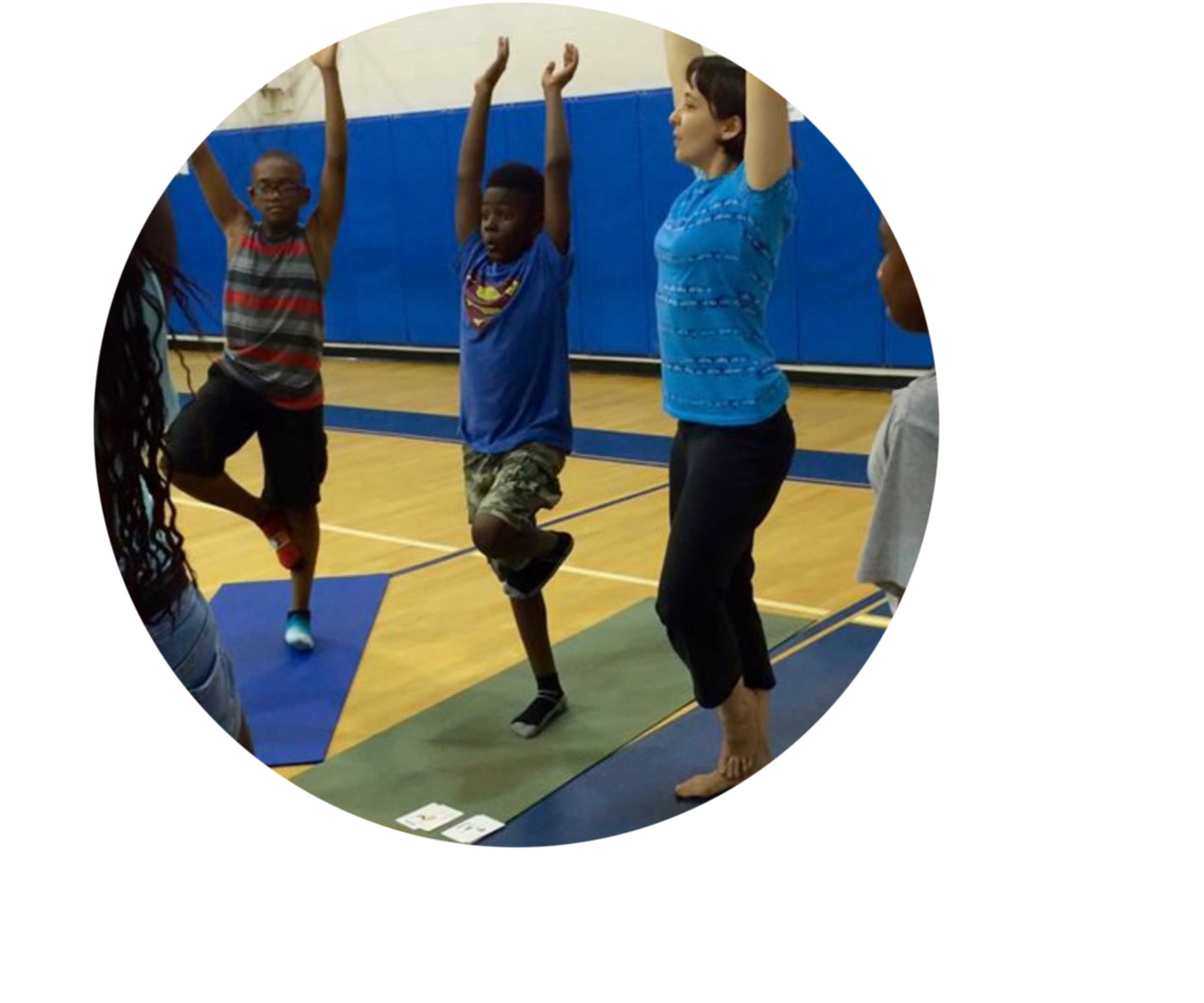 Kids Yoga teacher training and the quiet zone