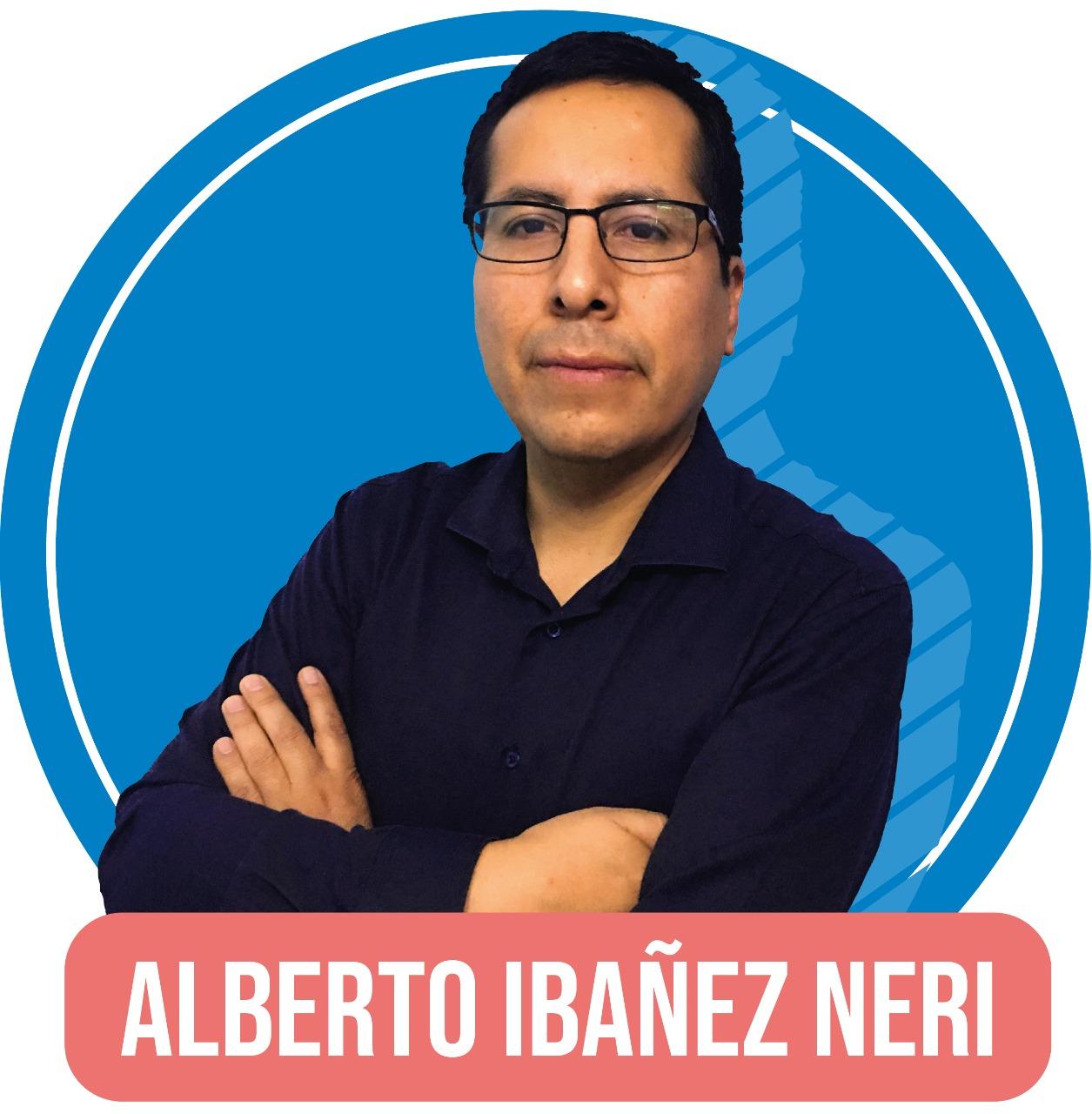 Alberto Ibañez, Alberto Neri