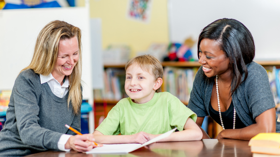 Leading a Team of Teaching Assistants autism and SEND online course