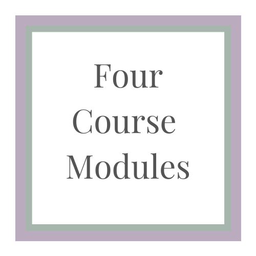 Anti Diet Course 4 modules