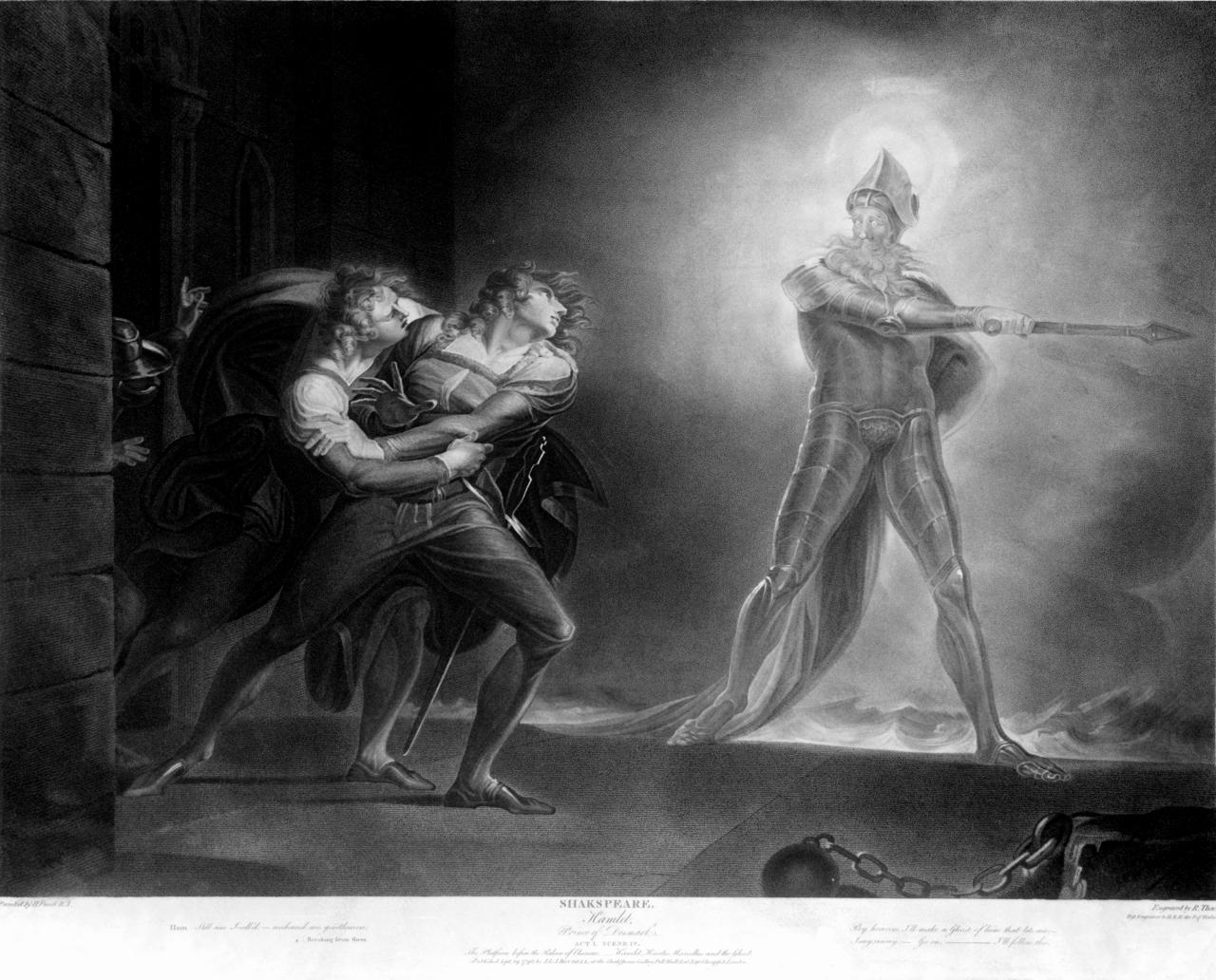 The Ghost in Hamlet