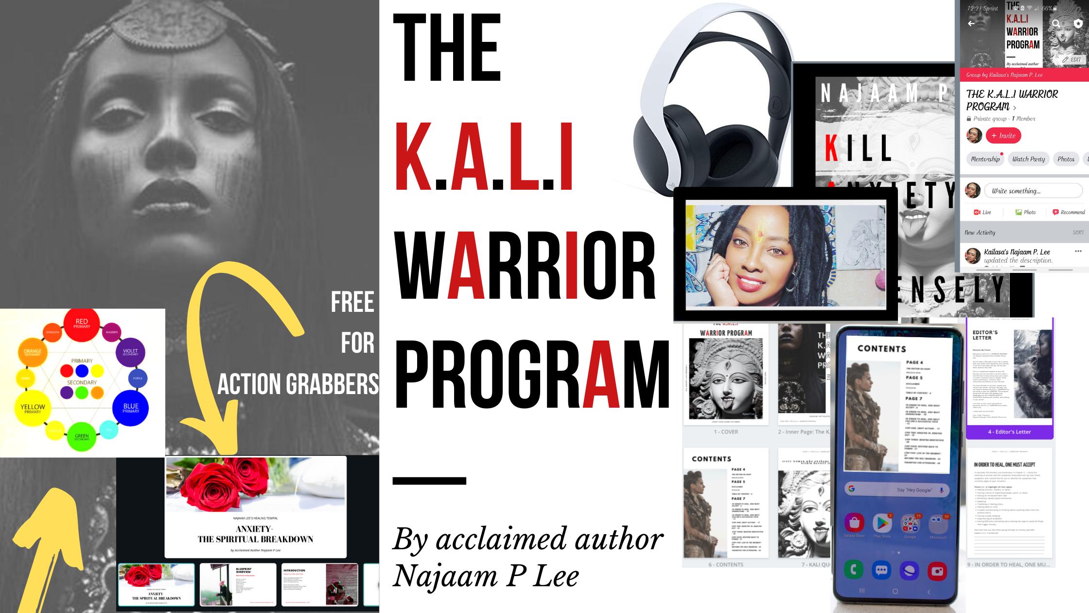THE K.A.L.I WARRIOR PROGRAM