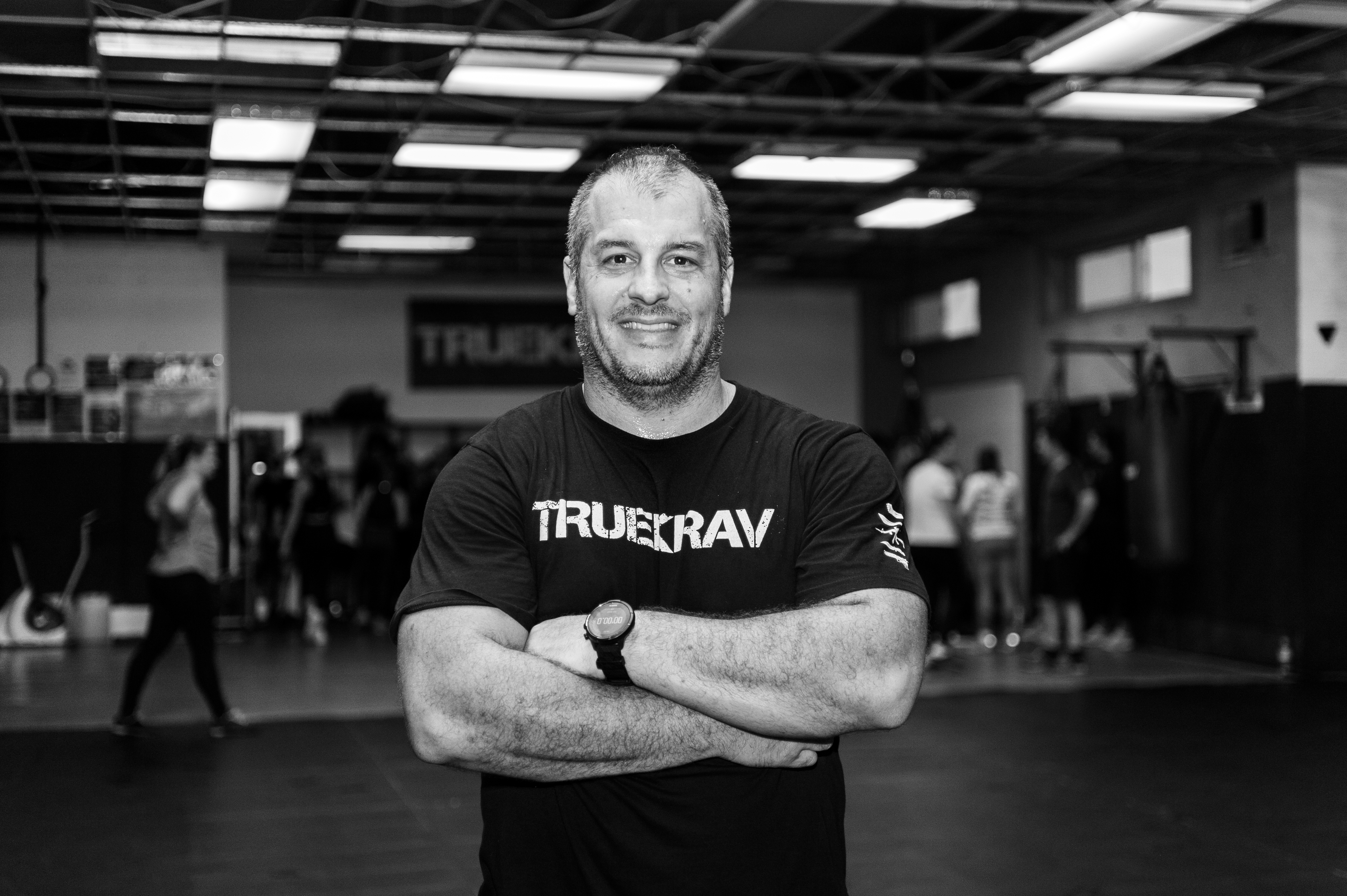 Etienne Ferreria, owner of TrueKrav Online