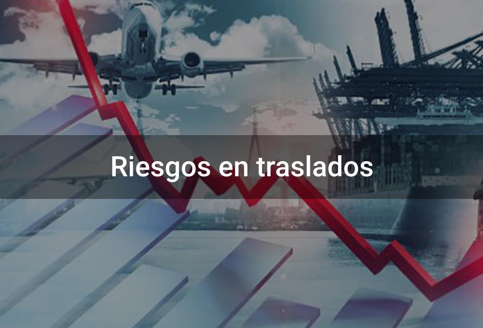 Administración de riesgos en el transporte de mercancías