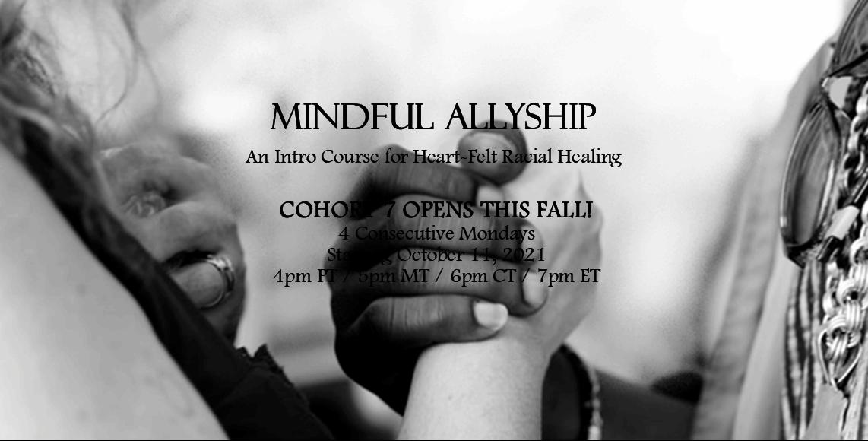 Mindful Allyship Cohort 5