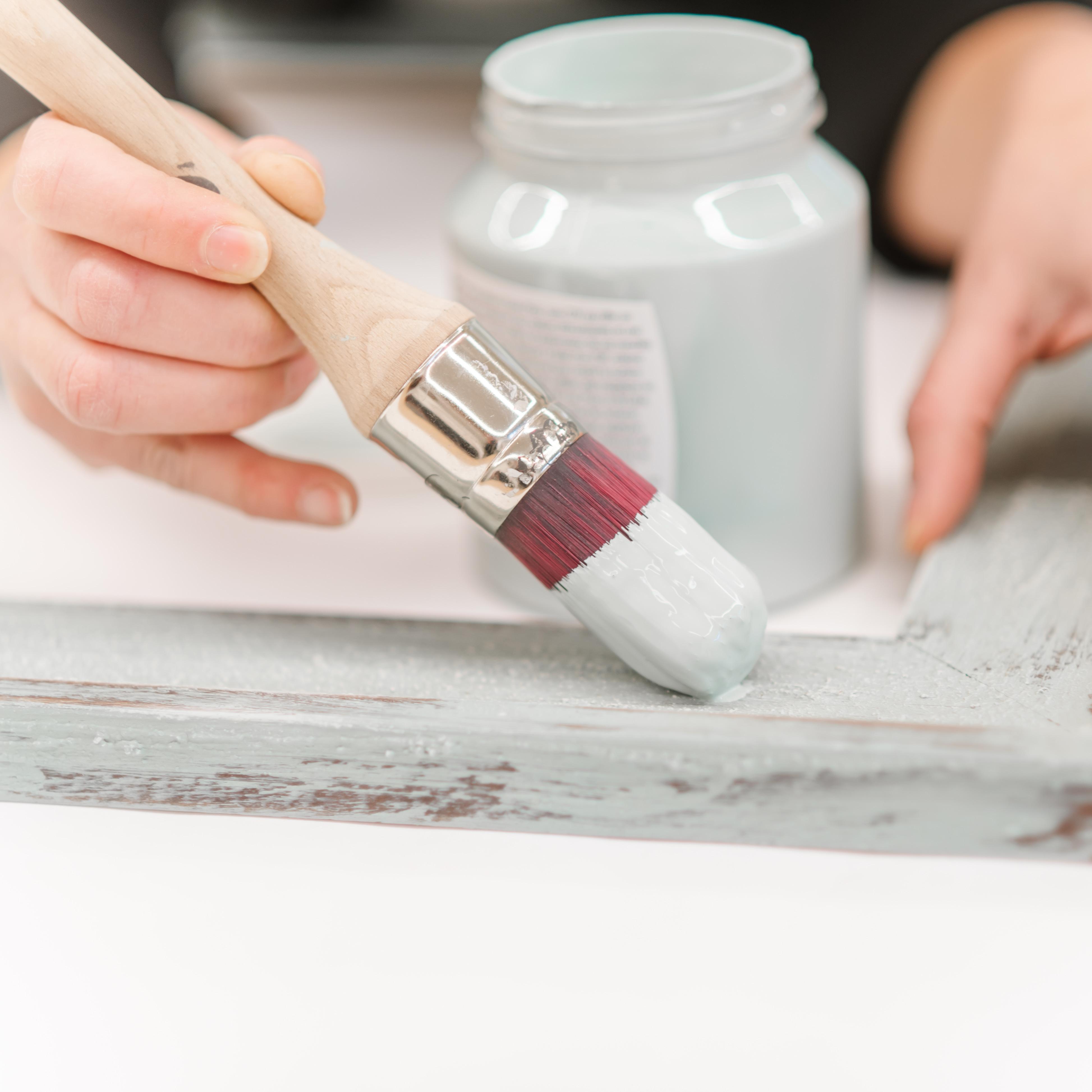 chalk painting class