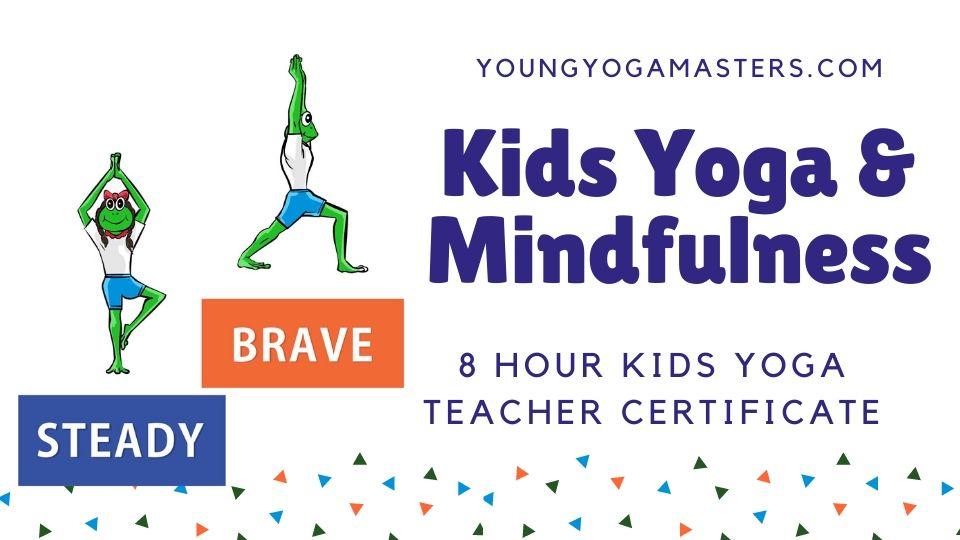 Kids Yoga and Mindfulness Training