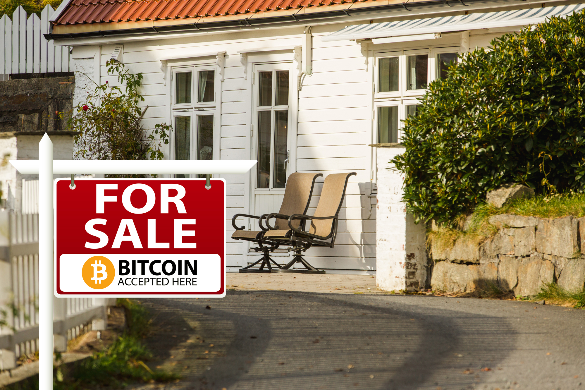 Selling Real Estate with Crypto