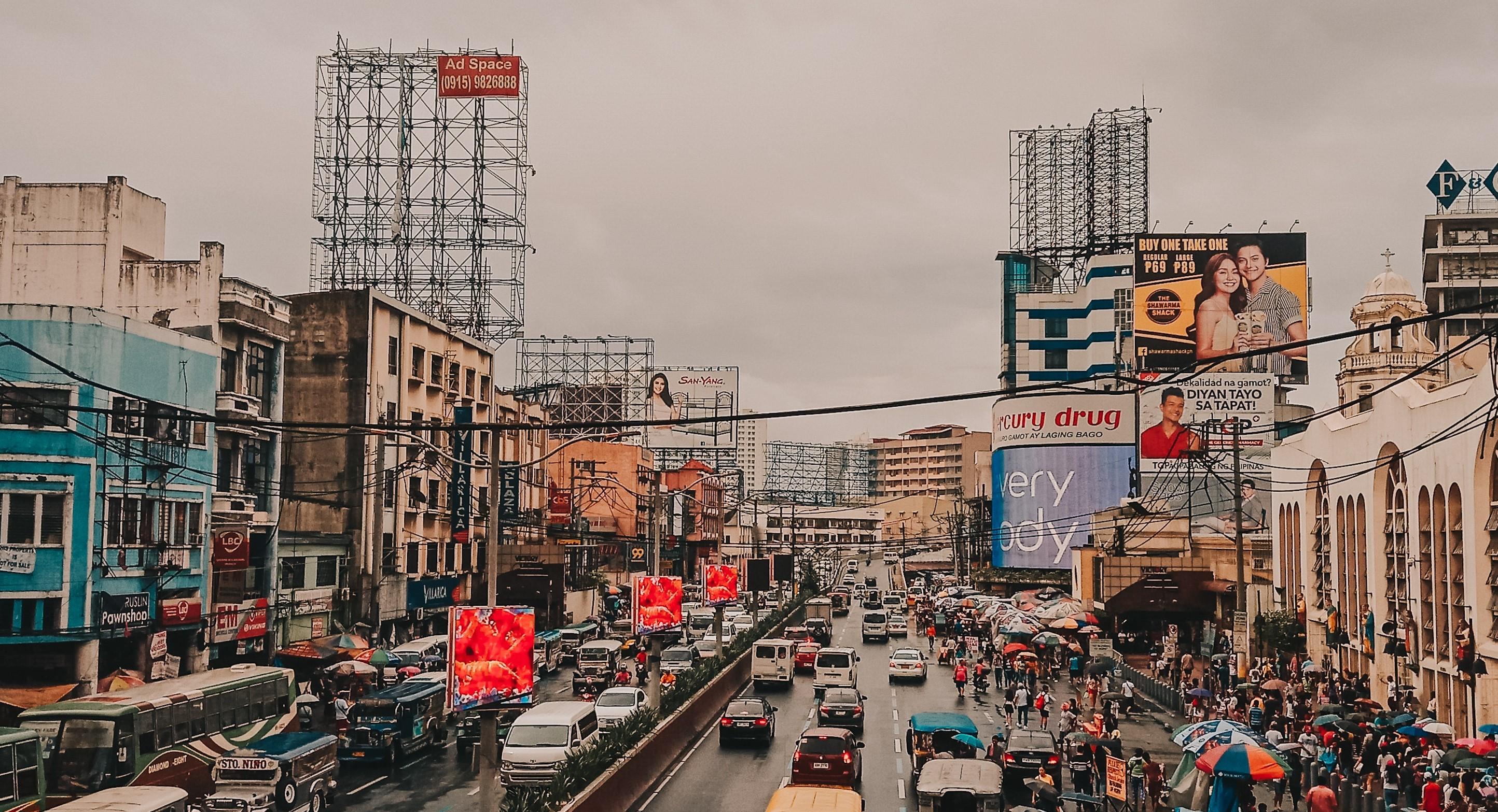 Philippines Street
