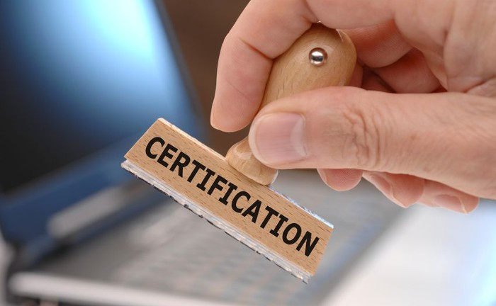 Is an Audit Certification Worth the Effort?