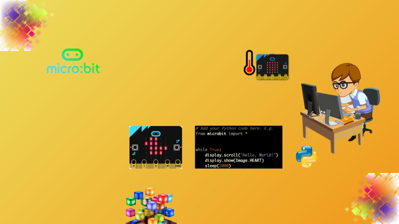 MicroBit with MicroPython