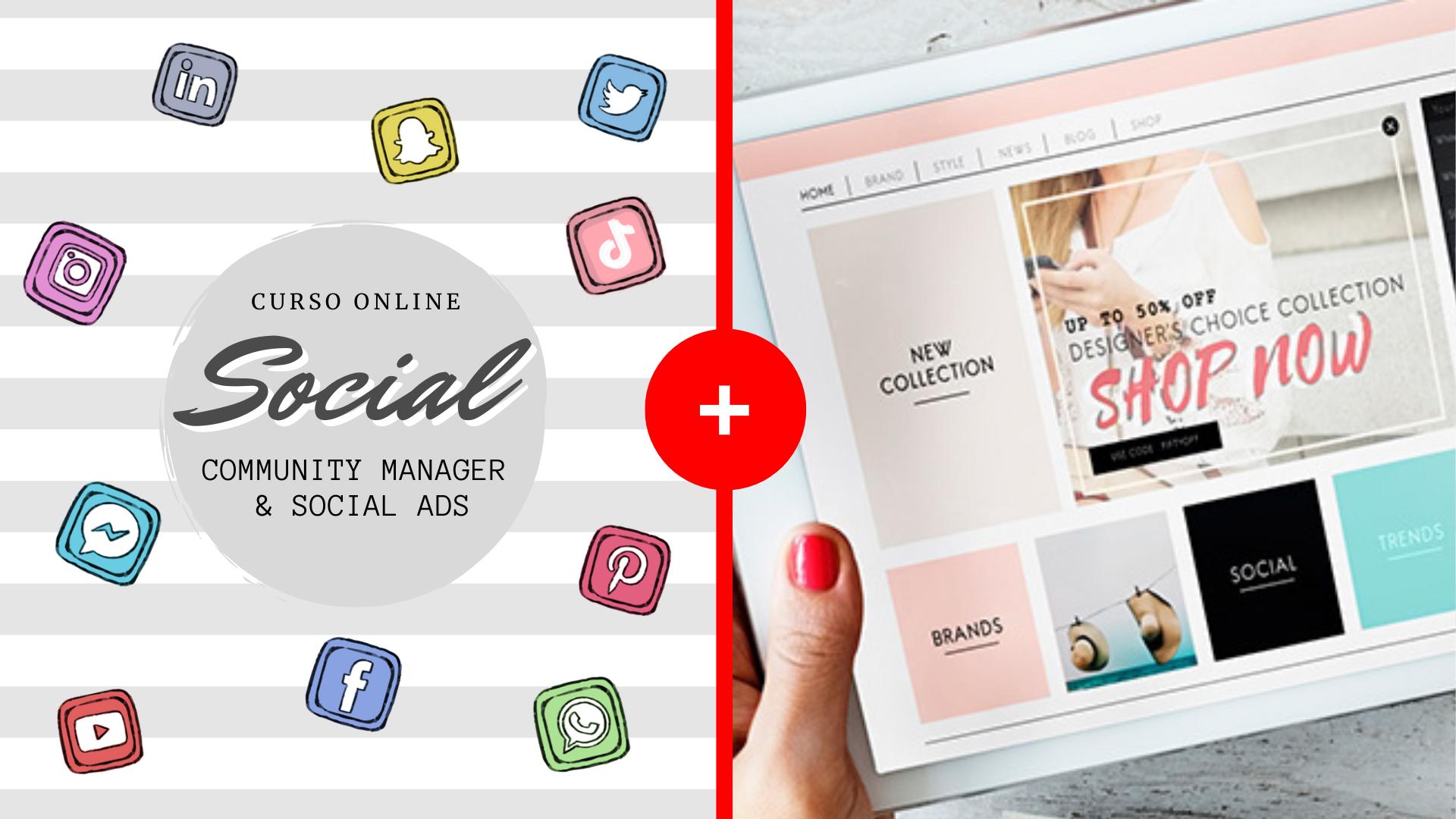 Curso de Social Full + eCommerce