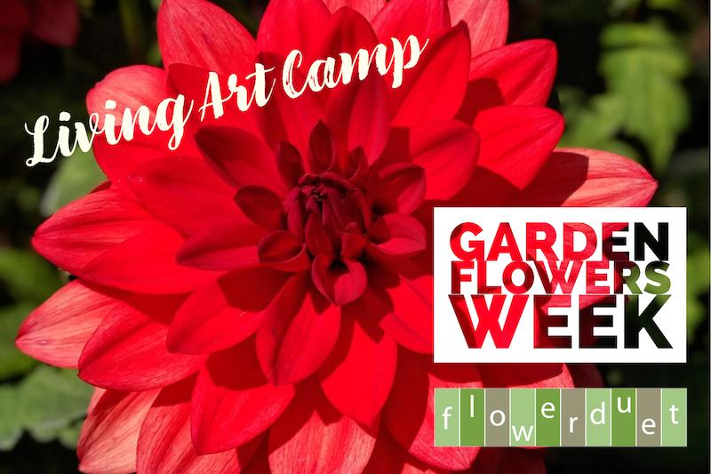 Garden Flowers Week